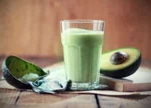 Avocado-Ananas-Smoothie