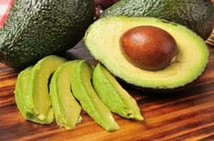 Reifung der Avocado