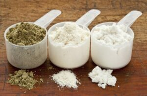 Proteinpulver für Breitensportler