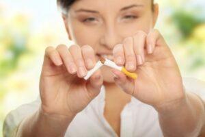 Erfolgreich Nichtraucher werden