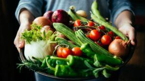 heimisches Gemüse