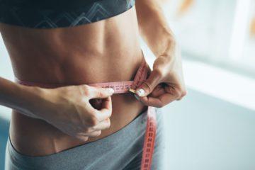 Effektive Gewichtsabnahme
