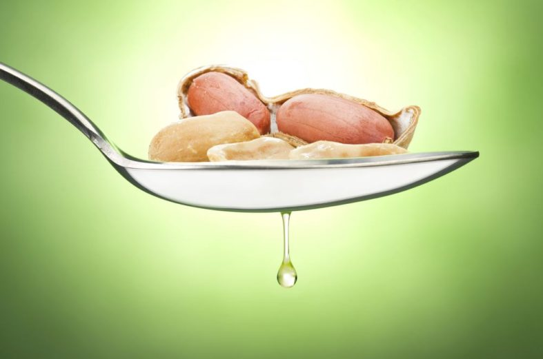 Erdnusssöl
