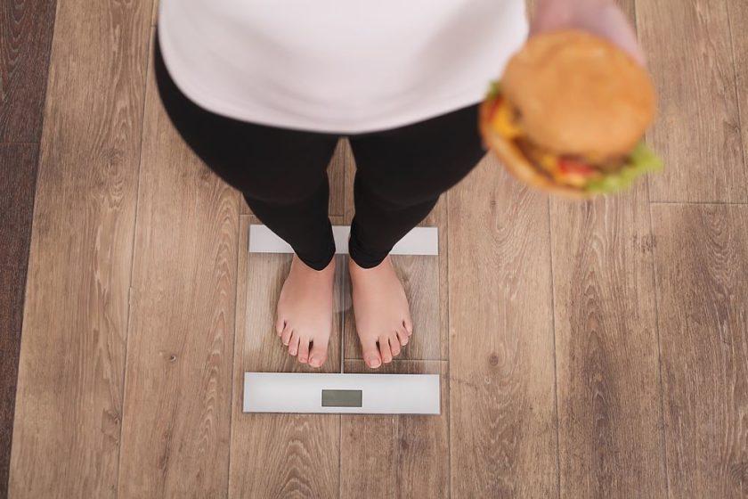Gewicht zunehmen