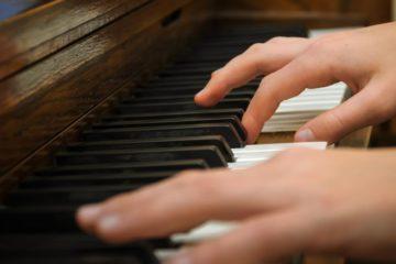 Klavier.Entpannt Musik mit Herrn Grell