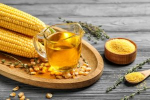 Vielfältiges Maiskeimöl