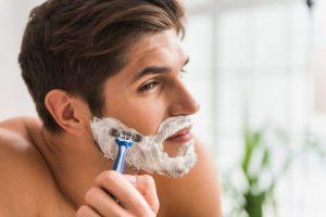 Minoxidil rasieren