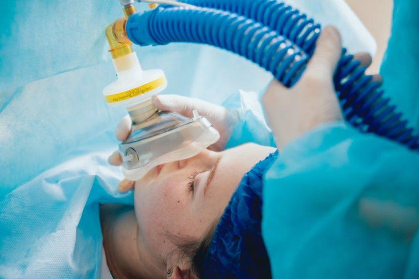 Vollnarkose für angenehme Operationen