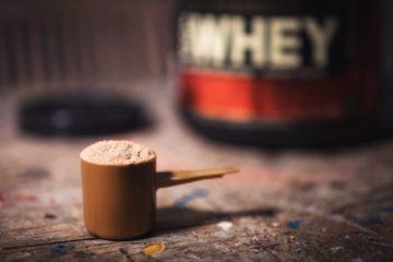 Weizenprotein / Whey Protein