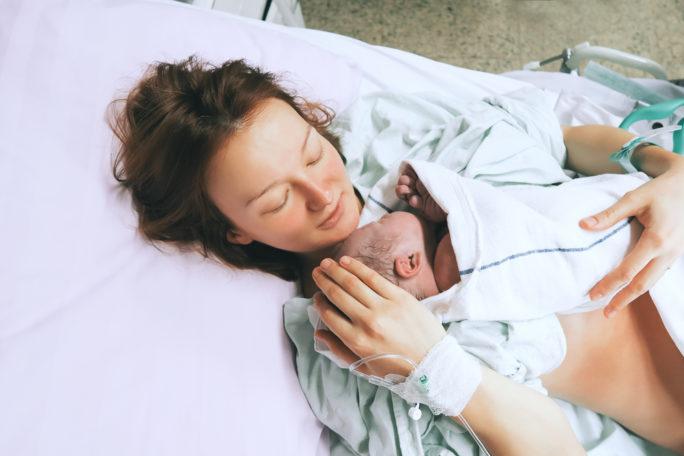Die Geburt