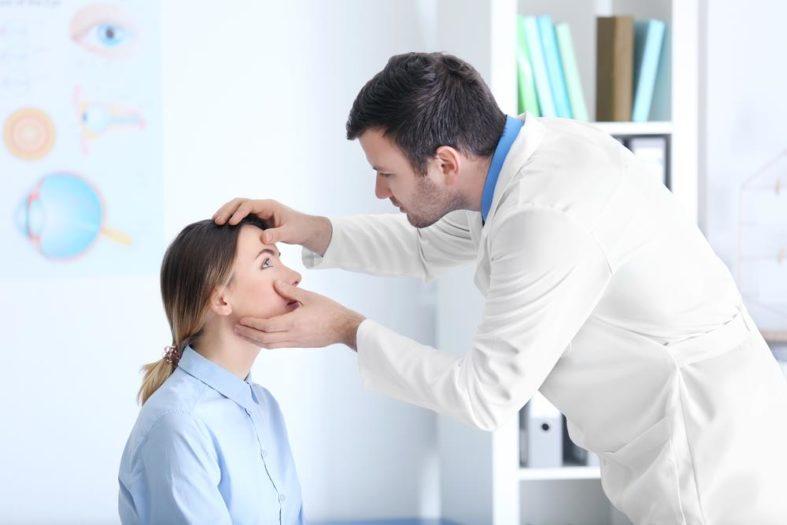 Augenvorsorgeuntersuchung