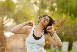 Mit Zumba® – tanzend zu einem besseren Körpergefühl